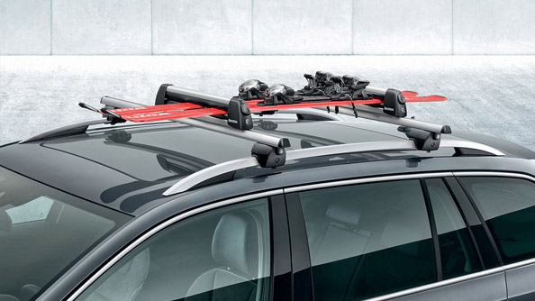 Perfect for an Active Lifestyle Whether your passion is skiing or cycling, the Octavia Wagon will get you further. Grab your gear and set off on your dream trip.  ŠKODA Genuine Accessories offer more options, including roof racks, boxes and ski bags.