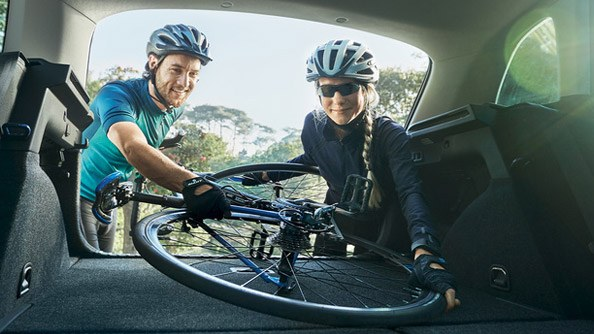 A new Benchmark in Roominess The ŠKODA SCALA has the versatility and spaciousness to make it ready for any situation in life. You'll easily cope with anything the future has in store for you.